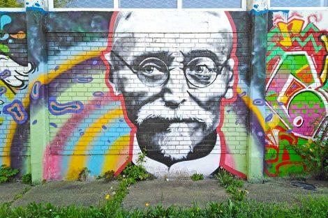 grafiti na bagljašu