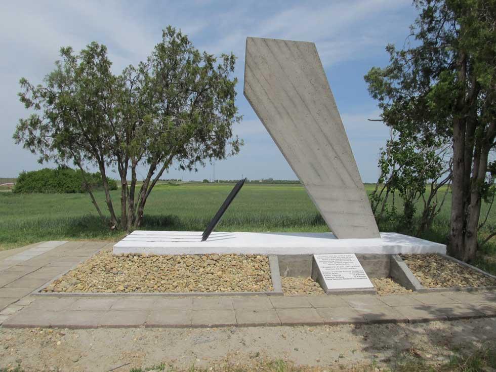 spomenik na mihajlovačkom drumu
