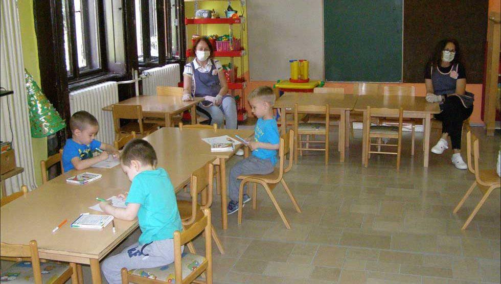 deca ponovo u zrenjaninskim vrtićima