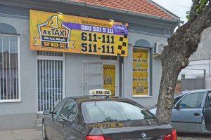nove prostorije udruženja as taxi