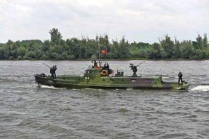 rečna flotila vojske srbije