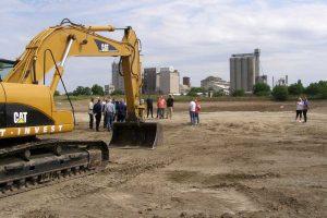 izgradnja novog otvorenog sportskog centra