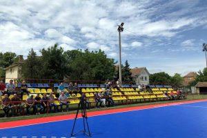 sportski teren u vojvodi stepi