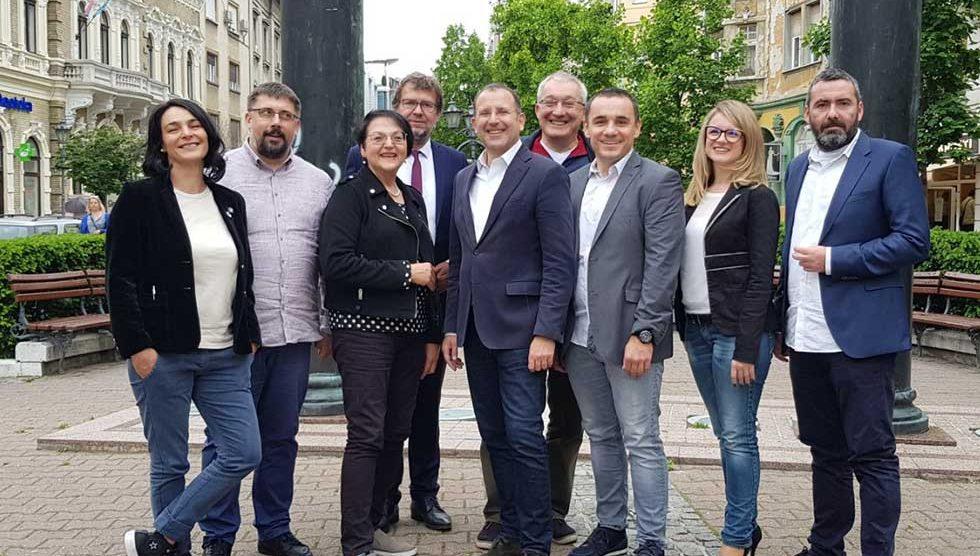 ujedinjena demokratska srbija