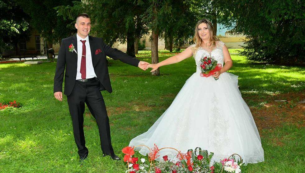na svadbi nevene i milana