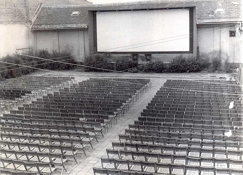 kino bašta