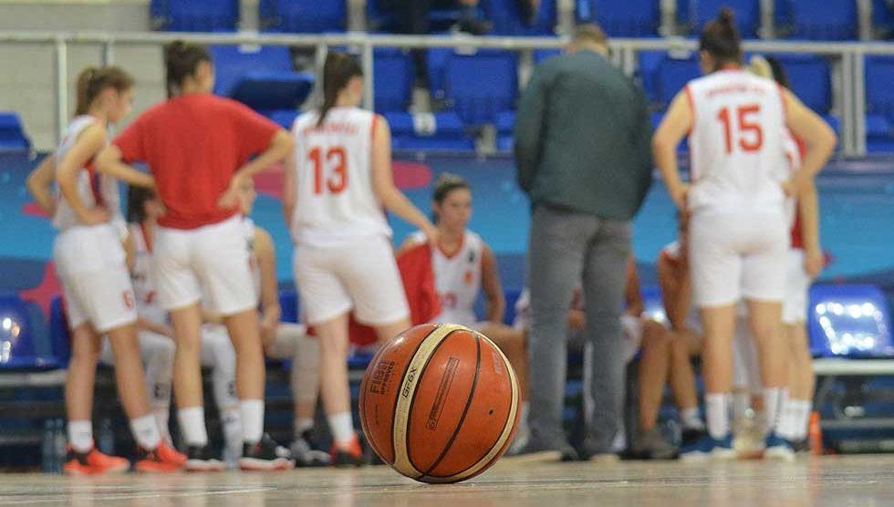 ženski košarkaški klub proleter