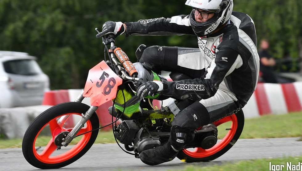moped endurance cup