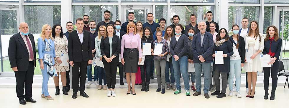 univerzitet u novom sadu nagradio studente