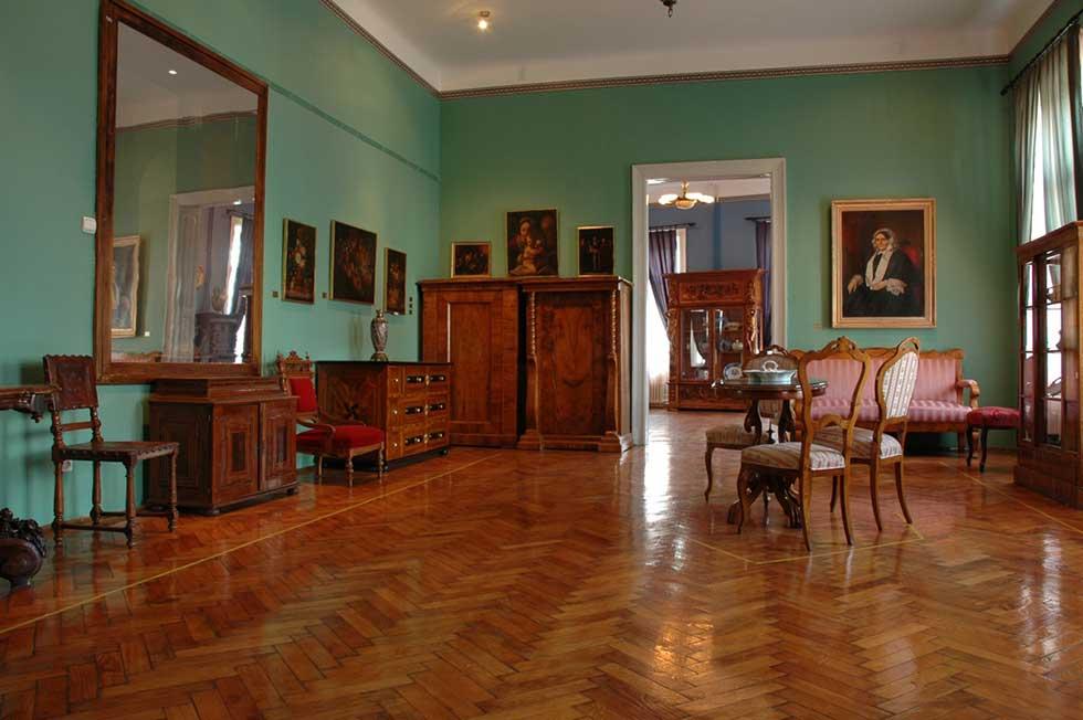 stalna postavka narodnog muzeja zrenjanin