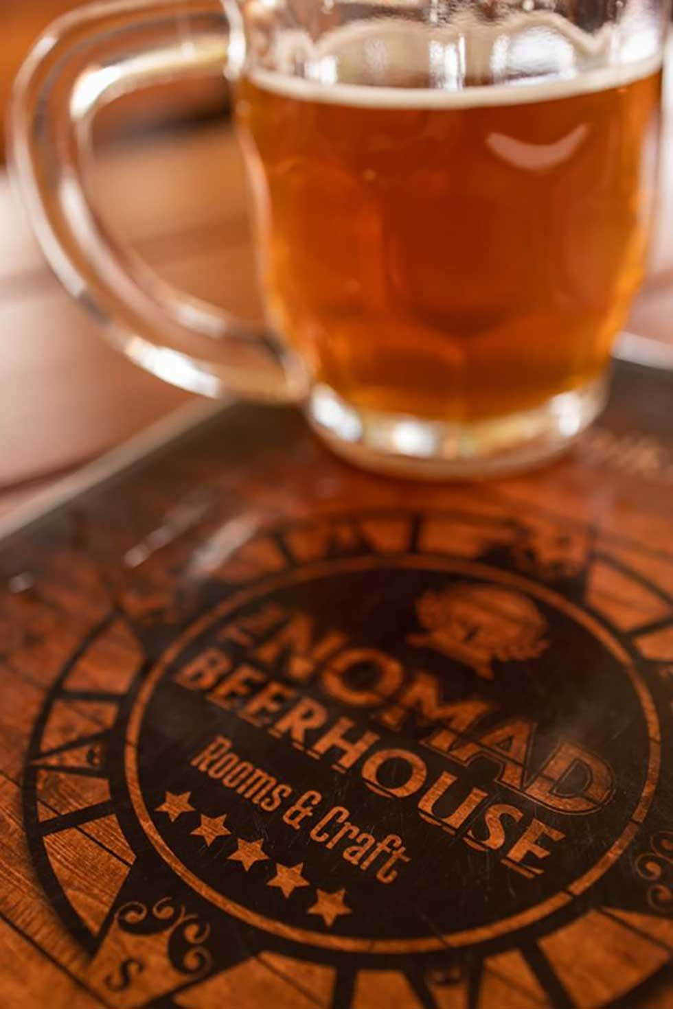nomad beer house