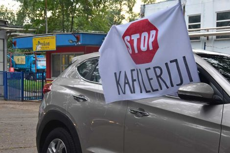 stop kafileriji