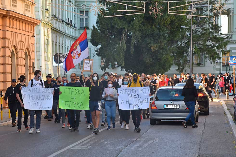 antirežimski protesti