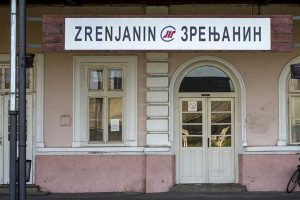 železnička stanica zrenjanin