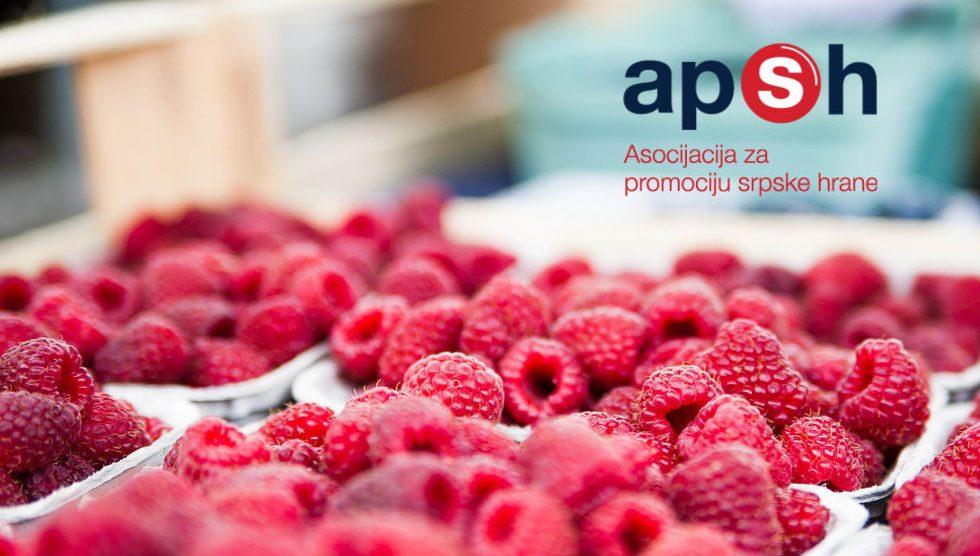 asocijacija za promociju srpske hrane