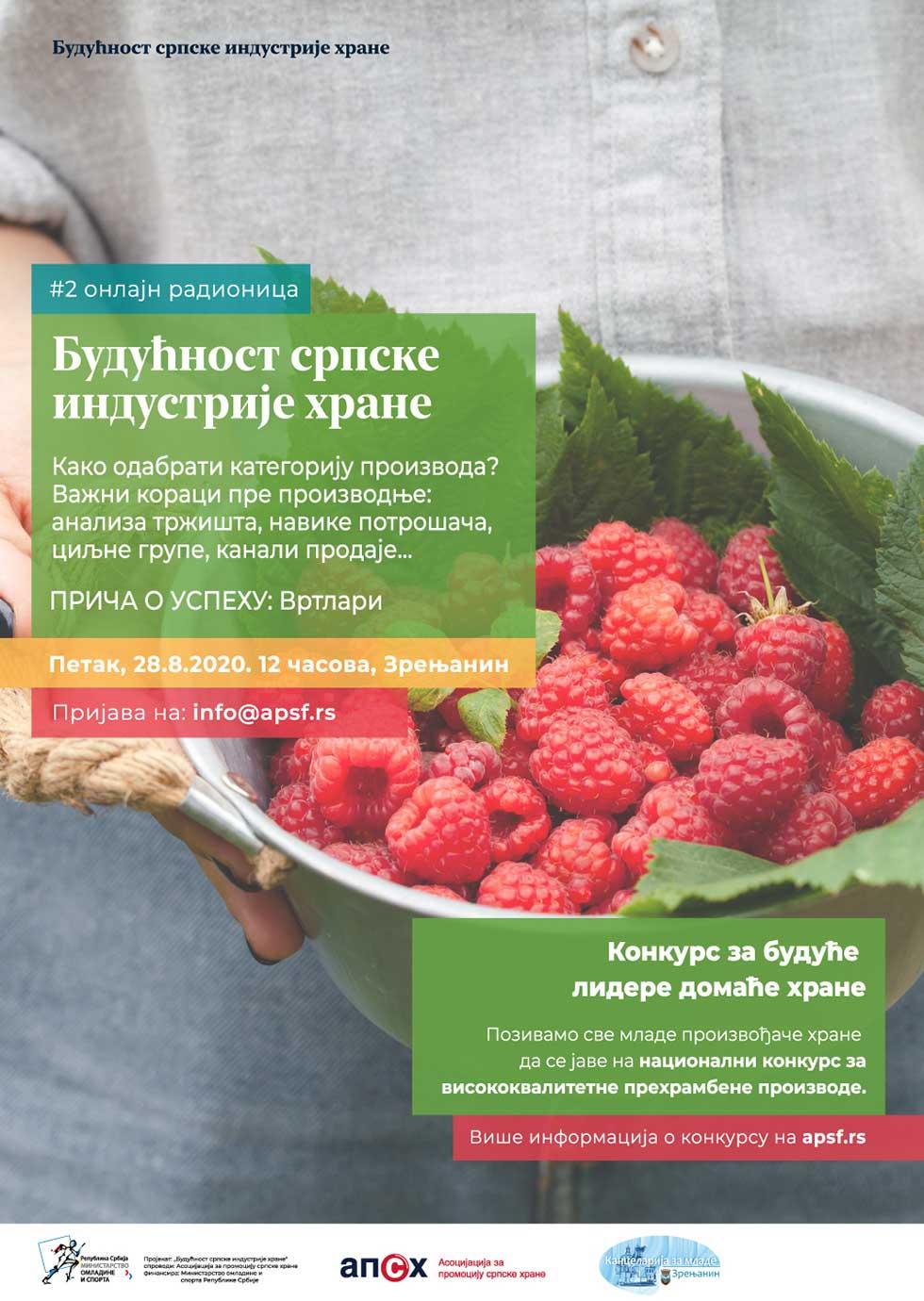 budućnost srpske industrije hrane