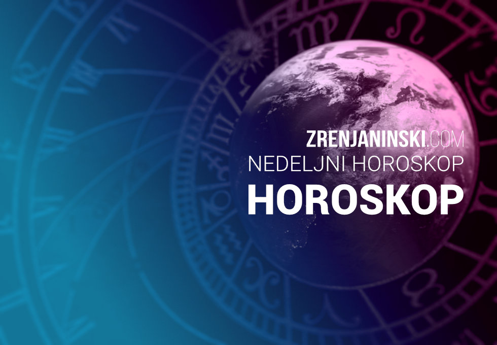 nedeljni horoskop