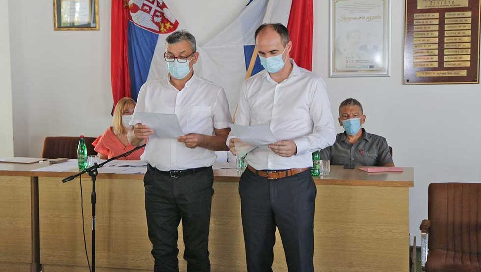 mitar vučurević izabran za predsednika opštine žitište