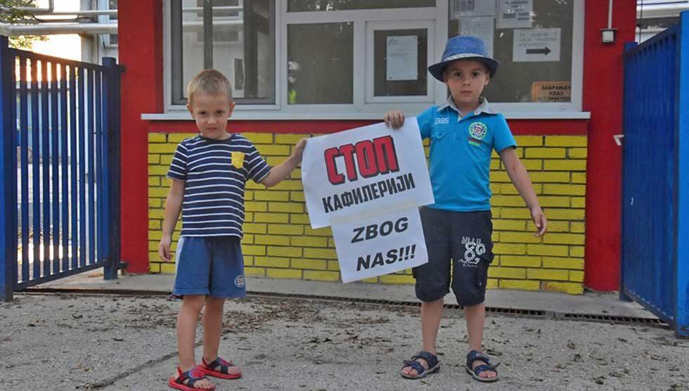 osmi protest stop kafileriji