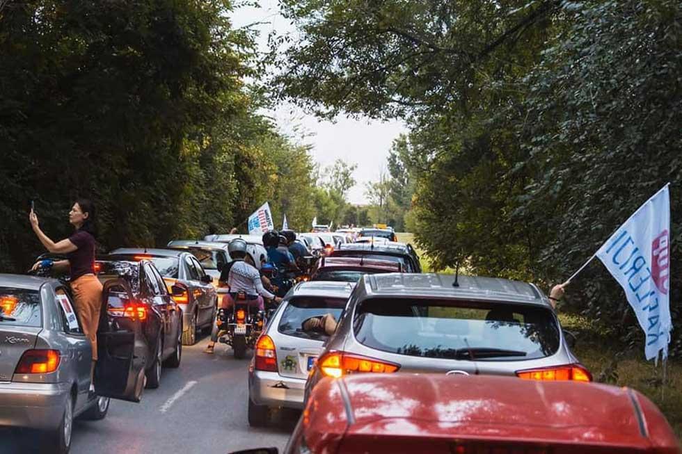 rambo amadeus podržao protest stop kafileriji