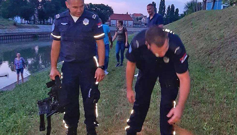 lara nuhanović učestvovala u spasavanju psa