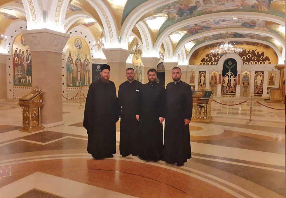sveštenici iz sečnja