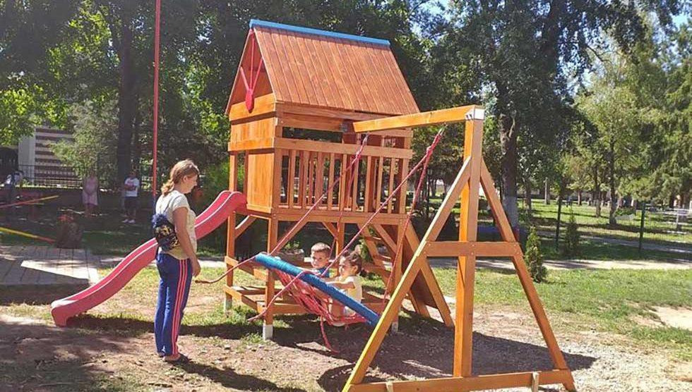 dečije igralište u orlovatu