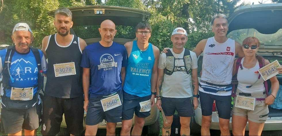 učesnici zrenjaninskog polumaratona