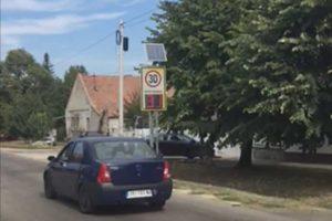 radar za merenje brzine