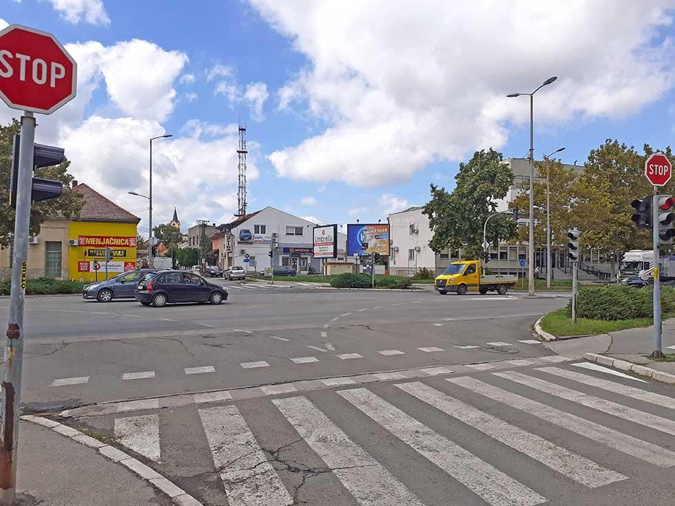 semafor na raskrsnici