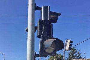 uništeni semafori