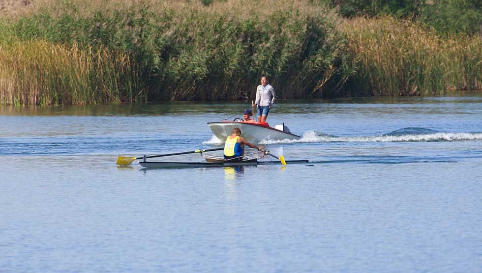 omladinska liga u veslanju