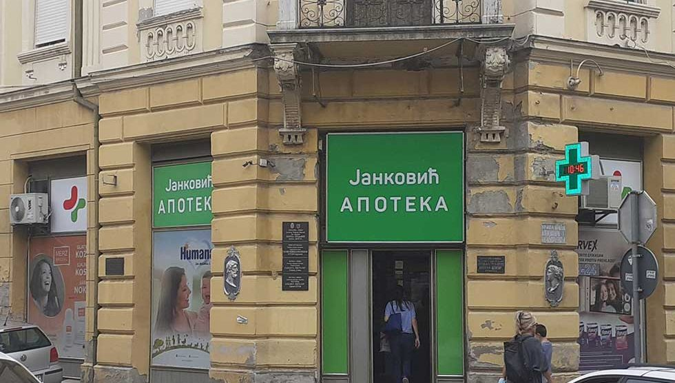 apoteka janković