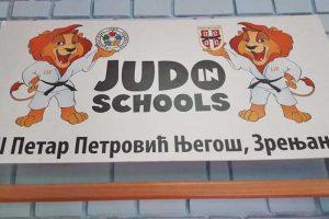 džudo u škole
