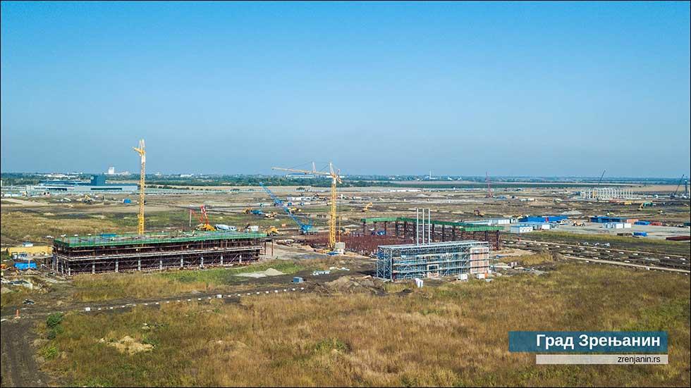gradilište kompanije linglong