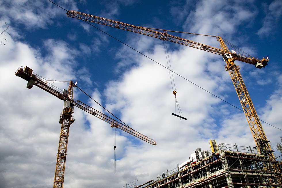 građevinska aktivnost