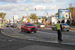 saobraćajna nezgoda u ulici nikole pašića