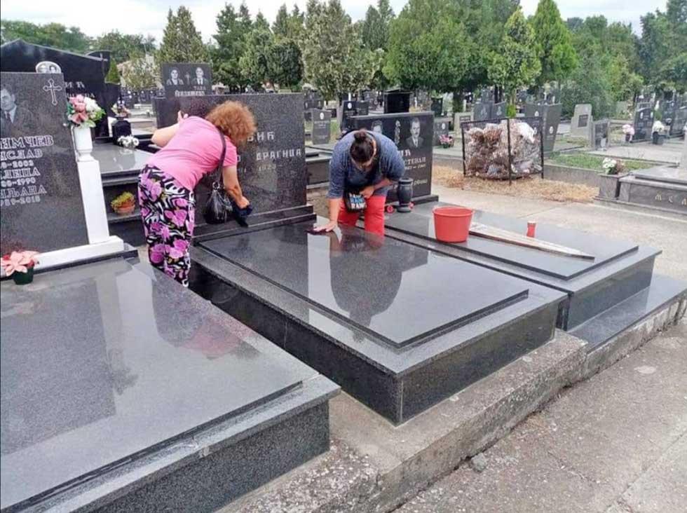 uređenje groblja pred miholjske zadušnice