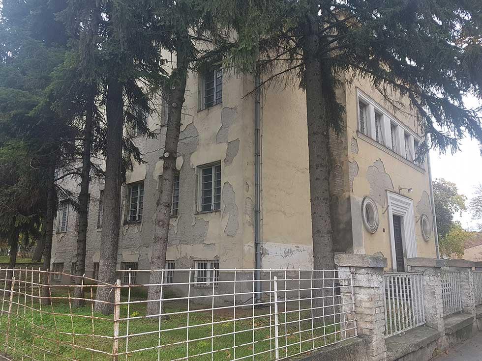 objekat doma vojske