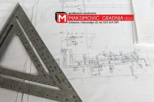 građevinsko preduzeće maksimović-gradnja