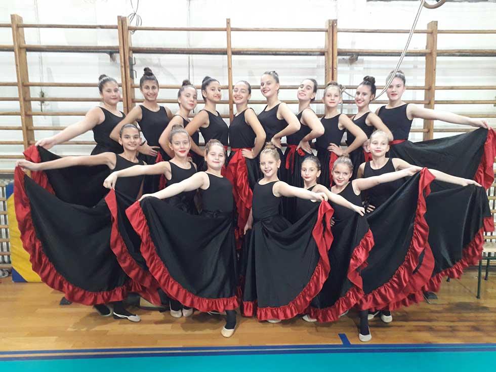 plesna škola
