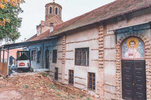 rekonstrukcija temelja ruske crkve