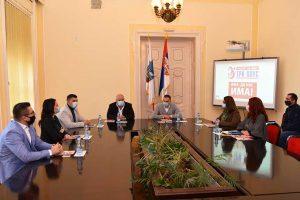 sastanak sa predstavnicima pokreta tri plus