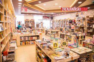 noć knjige u knjižari laguna