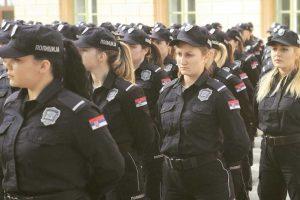 mreža žena u policiji