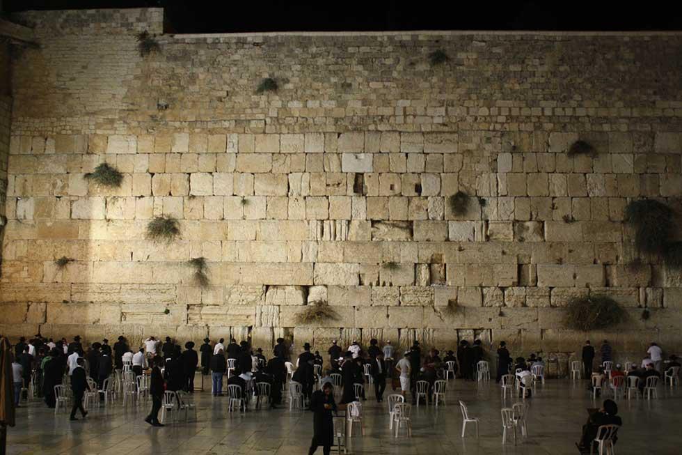 zid plača u jerusalimu