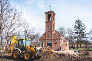 pravoslavni hram u knićaninu