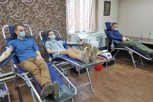 dobrovoljno davalaštvo krvi