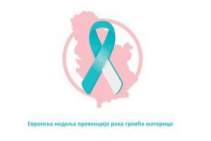 evropska nedelja prevencije raka grlića materice