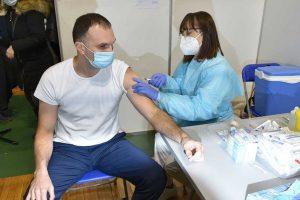 punkt za vakcinaciju u medisonu